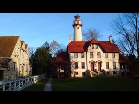 Evanston Gross Point Lighthouse, Illinois