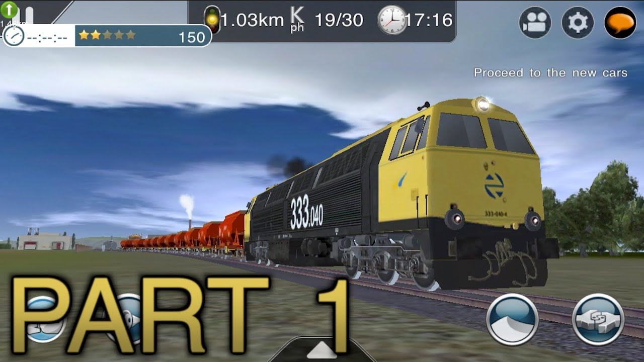 Freightliner Session - Part 1 - Trainz Driver 2