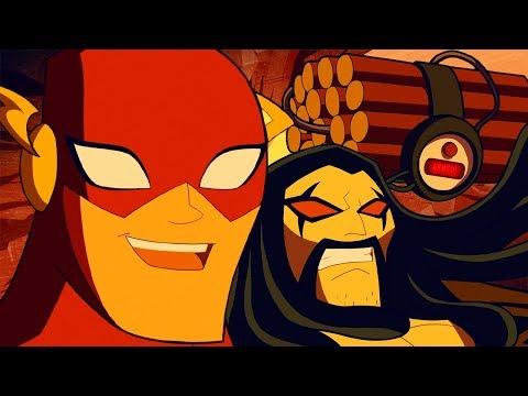 Justice league 2017 мультфильм