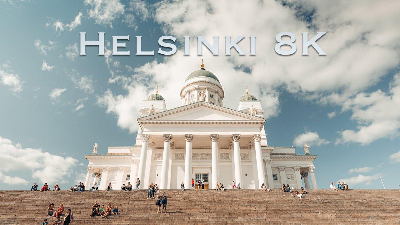 Download Helsinki 8K