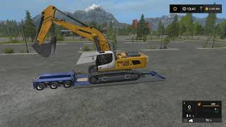 FS17   Mining and Construction Economy  Map 008