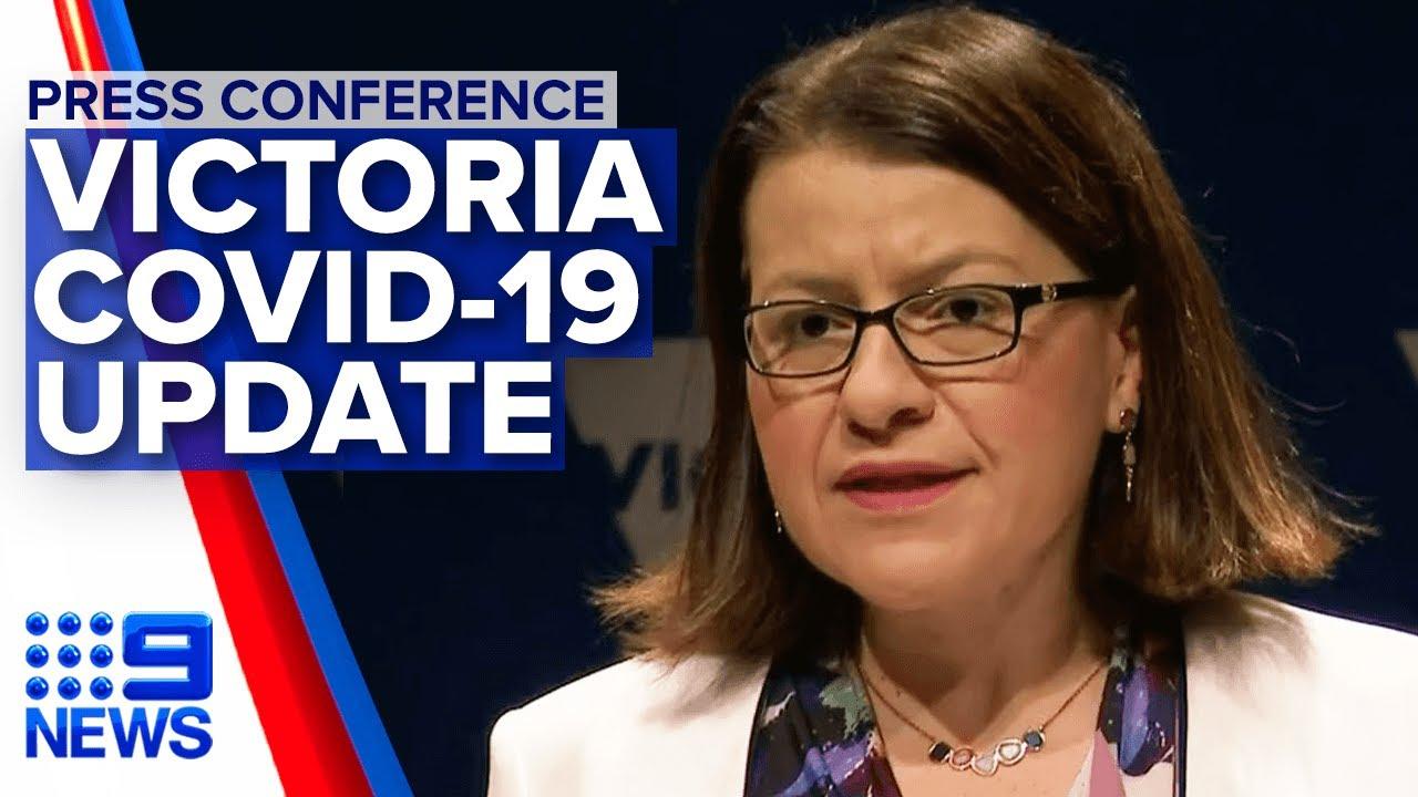 Coronavirus Victoria Update Restrictions Extended Nine News Australia Youtube
