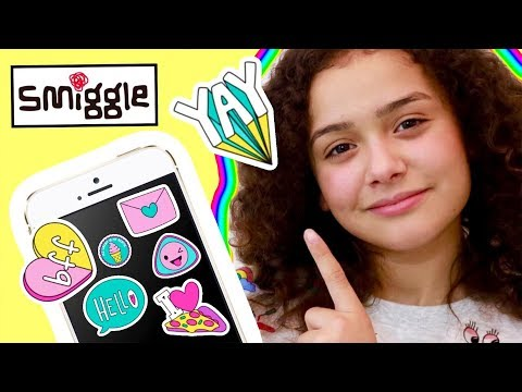 Smiggle Giveaway Spoiler | National Stationery Week | Smiggle School Supplies | Yay Stickers Ambi C