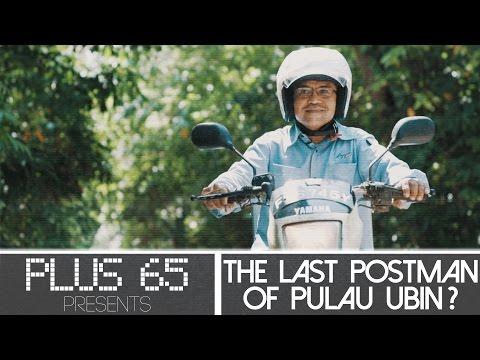 The Last Postman Of Pulau Ubin | Plus 65