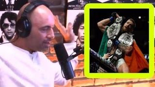 Joe Rogan - Conor McGregor is GOAT! He destroyed Jose Aldo & Max Holloway!