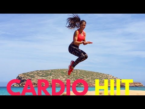 The Best 5 Minute Fat Burning HIIT Workout | Weight Loss Routine