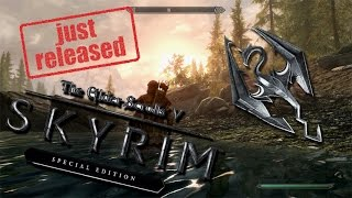 Skyrim Special Edition PC Gameplay (ULTRA SETTINGS - 1080P - 60FPS)