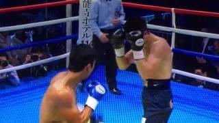 ボクシング 村田諒太VSブルーノ・サンドバル