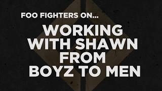Baixar Foo Fighters on working with Boyz to men on 'Concrete And Gold'