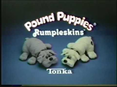 Pound Puppies is listed (or ranked) 4 on the list The Most Nostalgia-Inducing '80s Toys