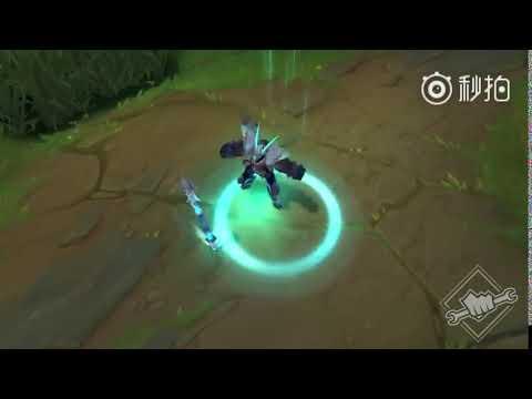 PBE Preview - Lancer Stratus Wukong