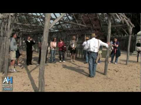 C-SPAN: American Artifacts Preview: Archaeology at Jamestown, Virginia - William Kelso