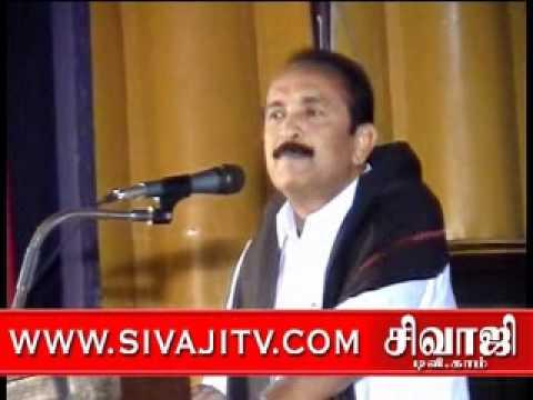 Kavithai Alla Part 1 - Vaiko -sivajitv.com