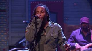 "Ziggy Marley performs ""Black Cat"" live at the House of Blues in New..."