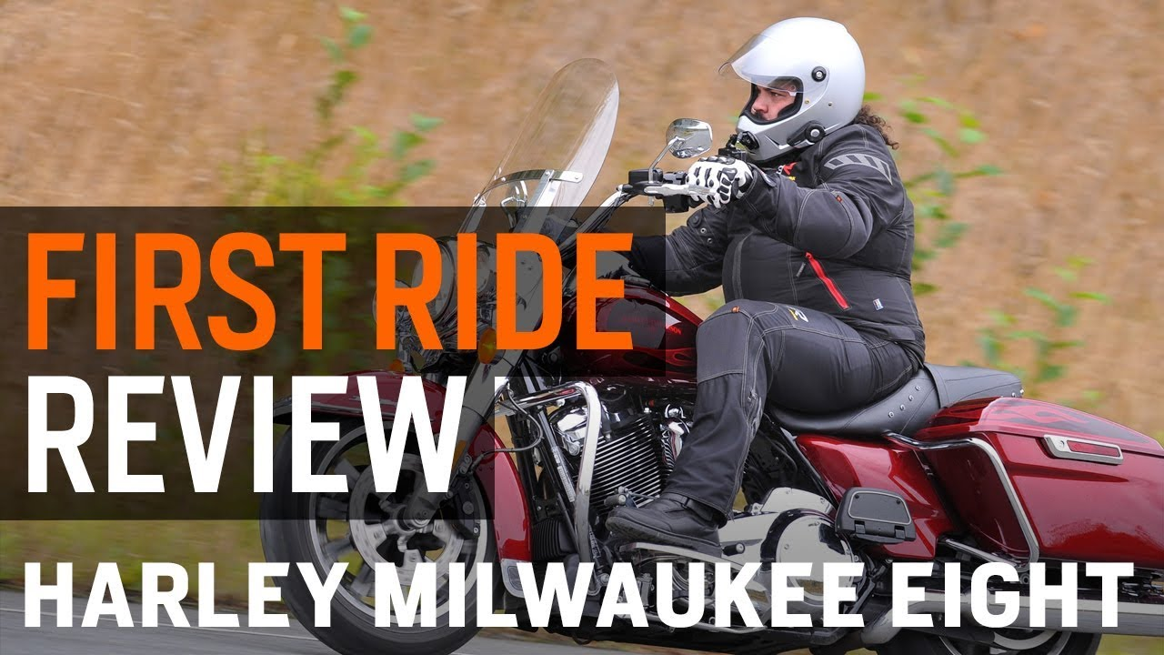 Inside and astride the new Harley-Davidson Milwaukee-Eight: First