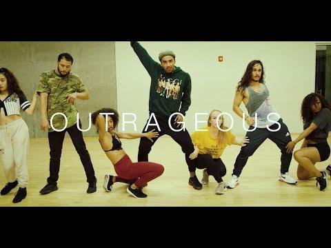 Outrageos | Britney Spears | Choreography By: Dean Elex Bais