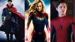 Classements des 11 Avengers les plus puissants après Endgame