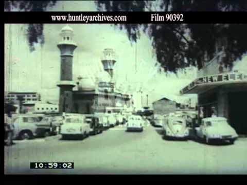 Kenya, Nairobi, in the 1960's - Film 90392