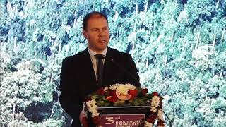 Progress, partnerships and policy – the Hon. Josh Frydenberg at #APRS2018