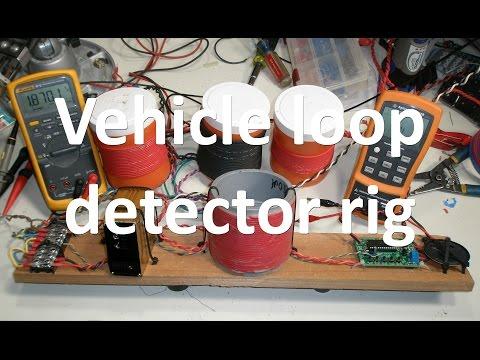 ACF 020 Vehicle loop detector test rig Part 2