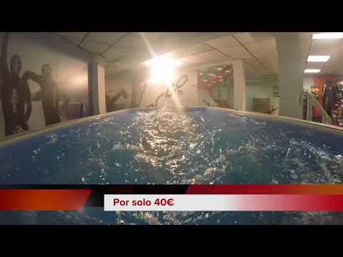 Fitting Express - Estudio biomecánico en piscina 1 hora en Triatlon World