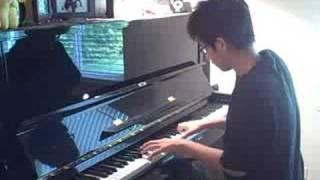 Qing Hua Ci - piano