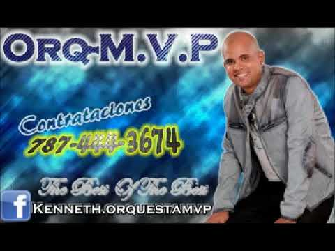 Orquesta Mvp ♪ Pasito Lento....(Merengue Audio En Vivo)
