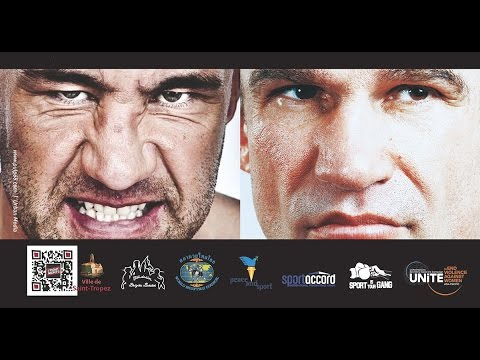 Fight Night 2nd Edition Saint Tropez with Jerome Le Banner & Peter Aerts