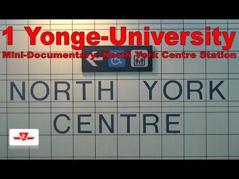 1 Yonge-University - Mini-Documentary: North York Centre Station