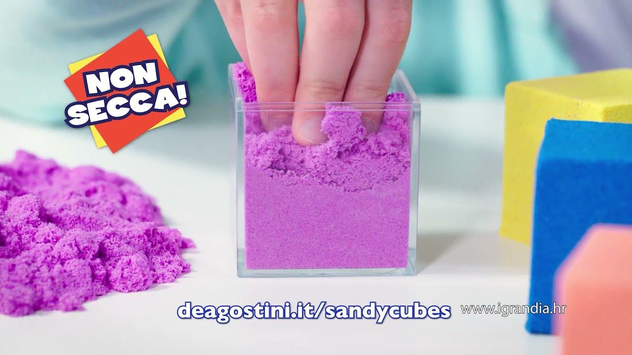 💫Sandy Cubes - magija u kocki!💫