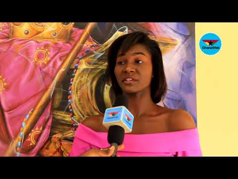Ghanaian Models Welcome Ghana Modelling Industry And Heroes Awards