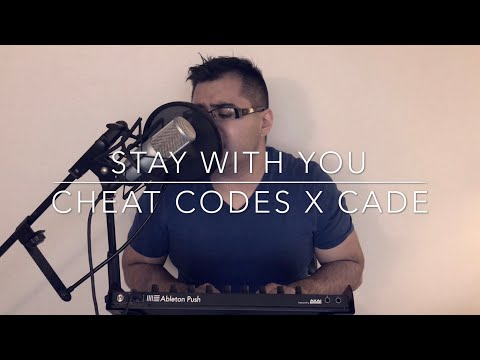 Stay With You - Cheat Codes (Piano Acoustic)