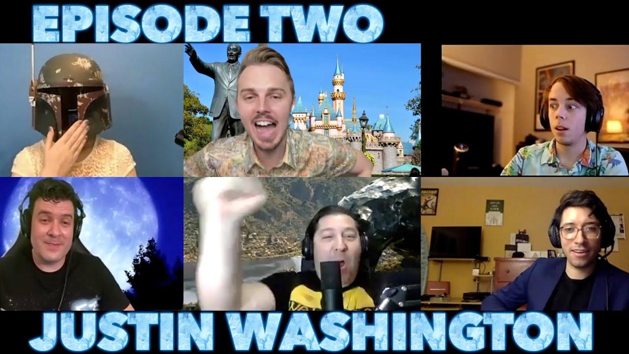 EP 2: Former Disney Actor/Casting Coordinator, Justin Washington!
