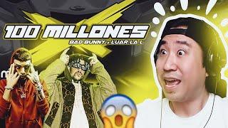 Coreano reacciona a Bad Bunny x Luar La L 😂 100 Millones