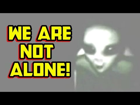 COOL UFO sightings 2015 - The UFOs are here on Earth - We are not alone!