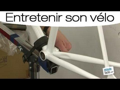 Entretenir son vélo : installer un boîtier de pédalier
