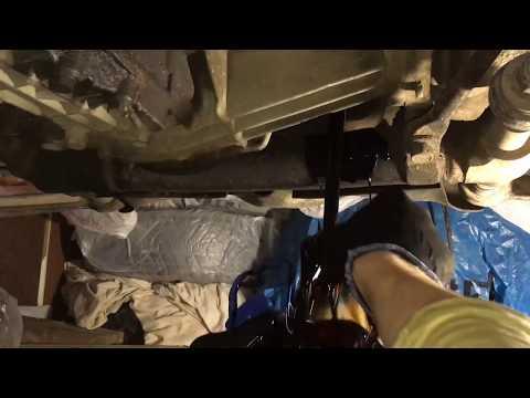 Передняя и задняя крышка нового образца РК Шевроле Нива