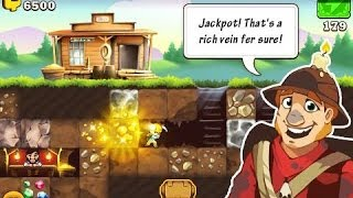 California Gold Rush игра на Андроид