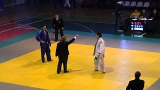 Чемпионат Украины по дзюдо 17 2012 Ужгород  видео СК Европа Авакян(, 2012-02-12T19:00:17.000Z)