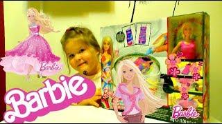 Делаем одежду для куклы Барби. Обзор нового набора Барби модница!