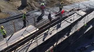 Oroville Spillway Update October 26, 2017