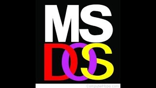 Ms dos ( command prompt )video in Hindi & اردو Video