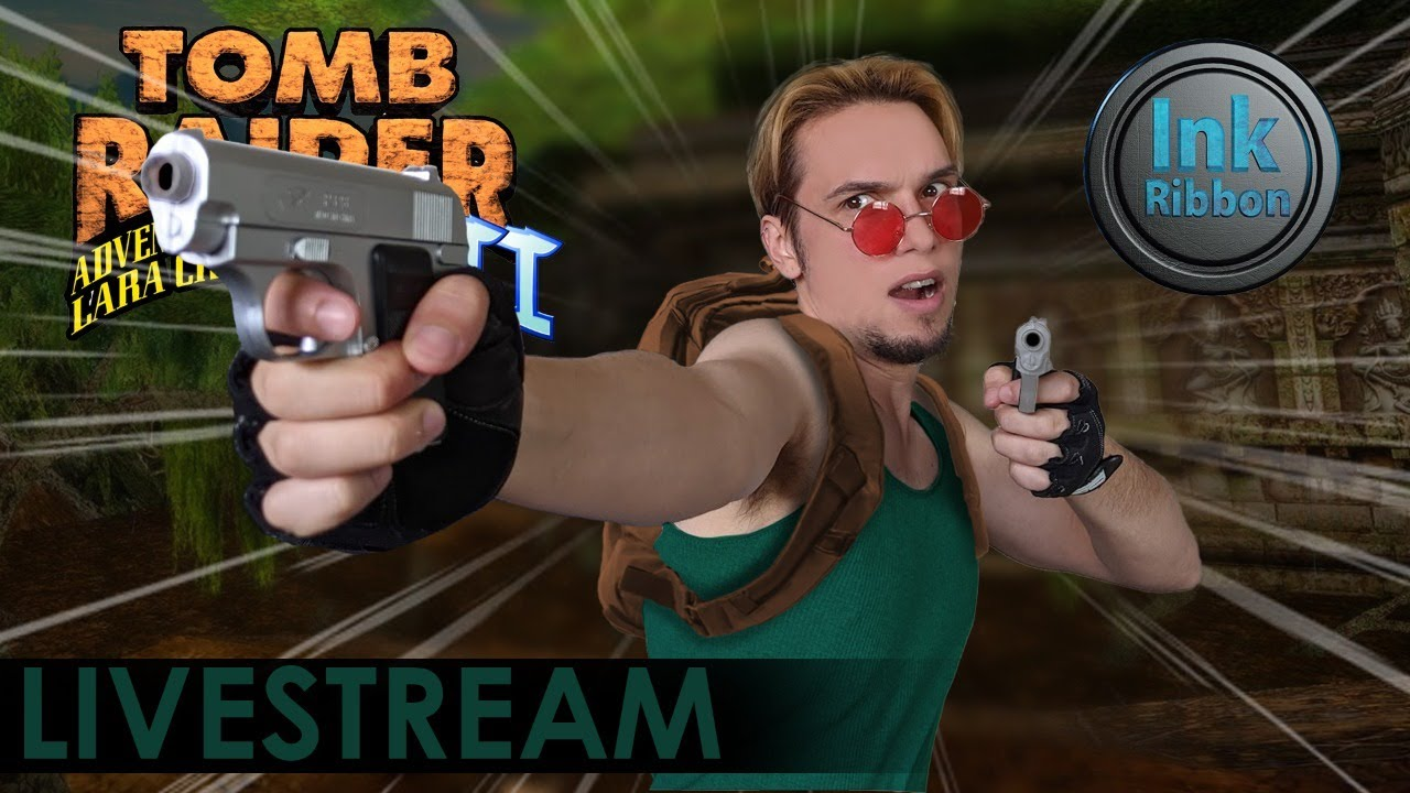 Tomb Raider 3 Any% Speedrunning   Livestream