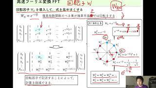 【フーリエ解析05】高速フーリエ変換(FFT)ってなに?内側のアルゴリズムを解説!