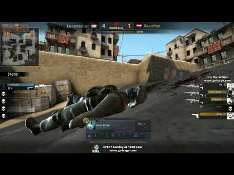 Counter-Strike: Global Offensive: CS:GO DLM Season 19 - Luxembourg vs. Kaernten