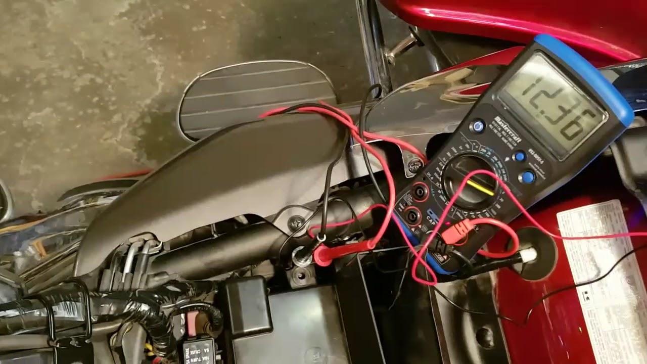 Kawasaki Voyager And Vaquero Accessory Connections