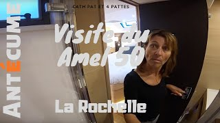 Visite du Amel 50