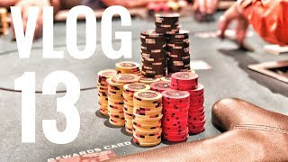Poker Dreams Realized 1 Step at a Time | VLog 13