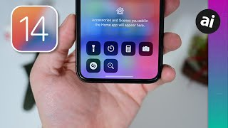 Everything New in iOS 14.2 Beta 1! BIG Control Center Changes!