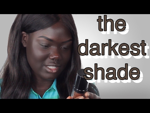 LA GIRL PRO COVERAGE FOUNDATION REVIEW DARK CHOCOLATE || Nyma Tang